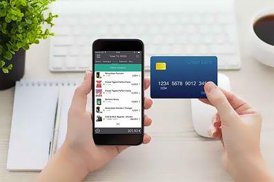 La caja registradora de RoverCash es complementaria a los dispositivos de pago móviles.