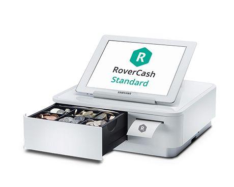 El material y la aplicación de caja registradora es adecuada para cualquier negocio.