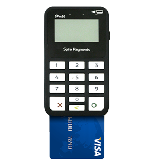Le TPE es compatible con el softwaqre de caja registradora táctil RoverCash